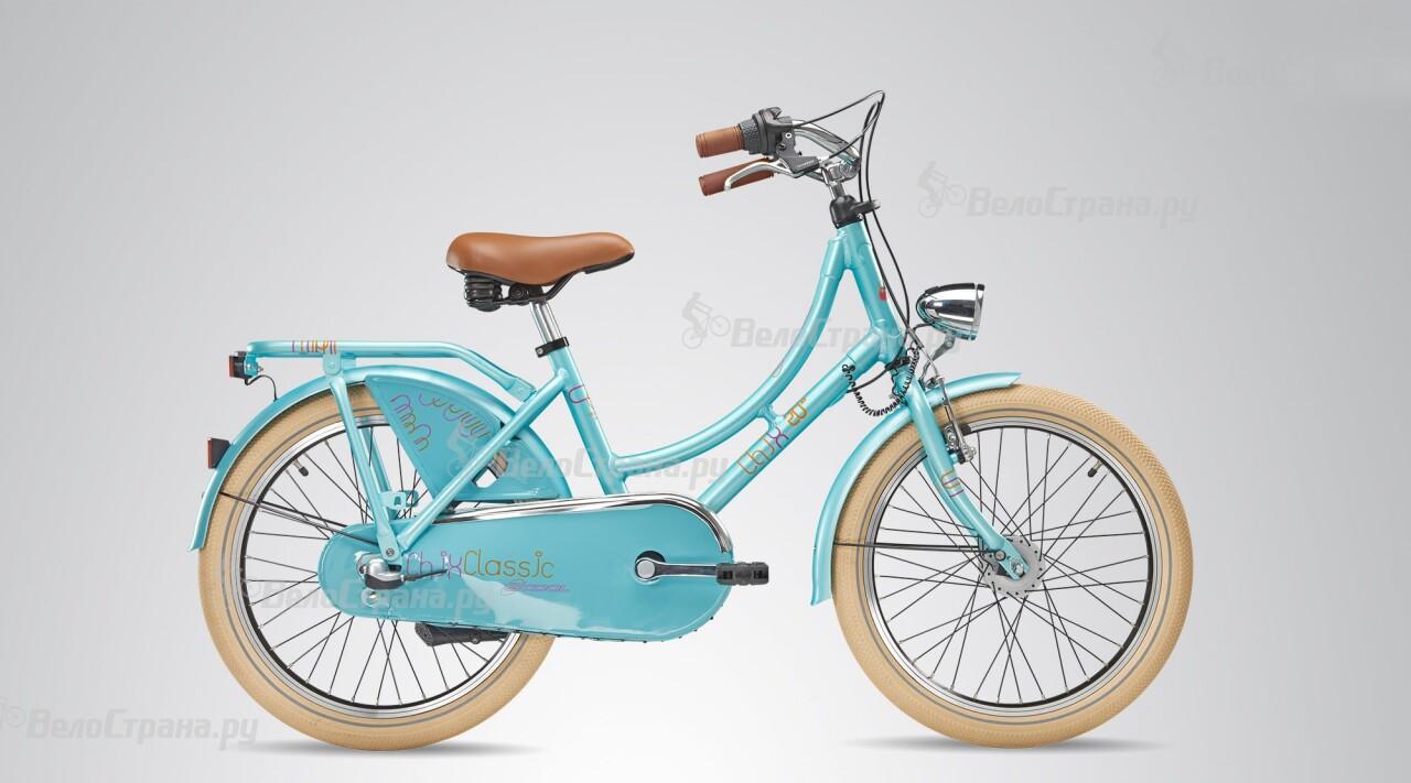 Велосипед Scool chiX classic 20 3-S (2016)