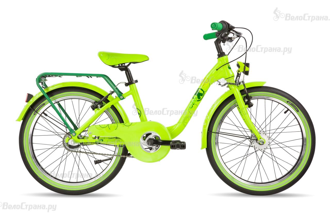 Велосипед Scool ChiX pro 20 3S (2016)