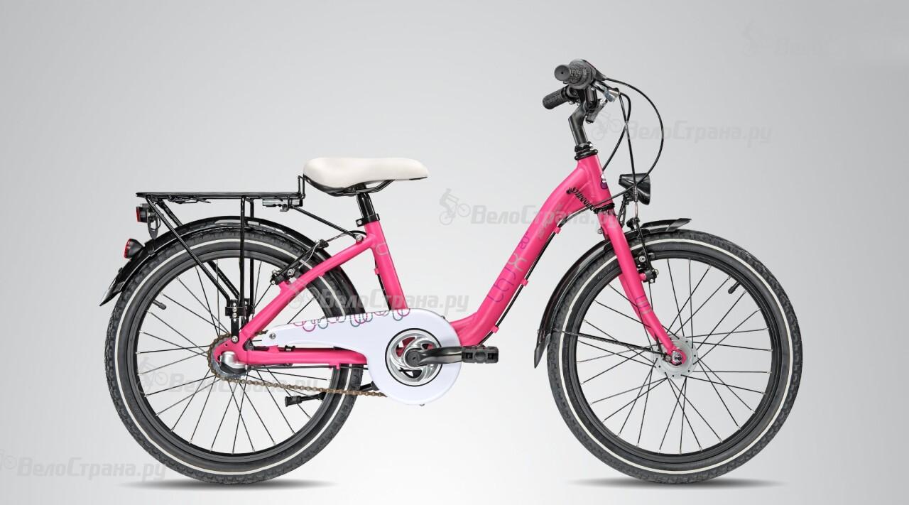 Велосипед Scool chiX comp 20 3-S (2016)