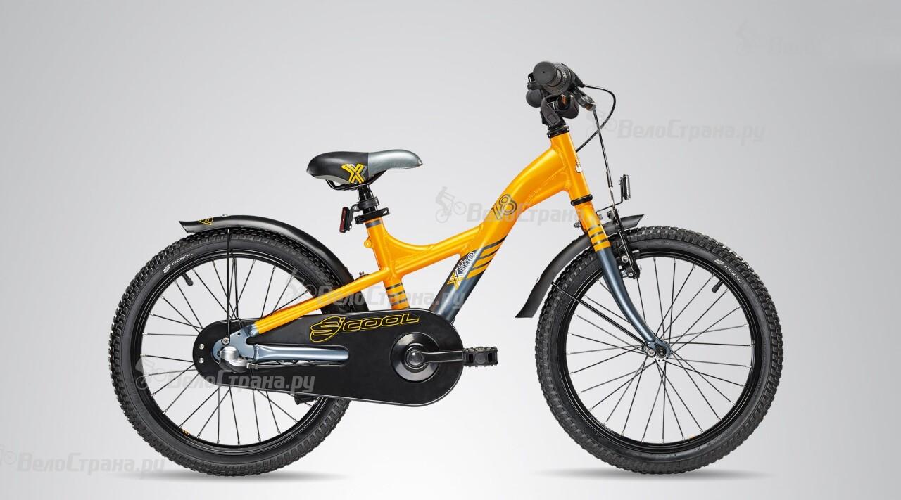 Велосипед Scool XXlite 18 3-S (2016)