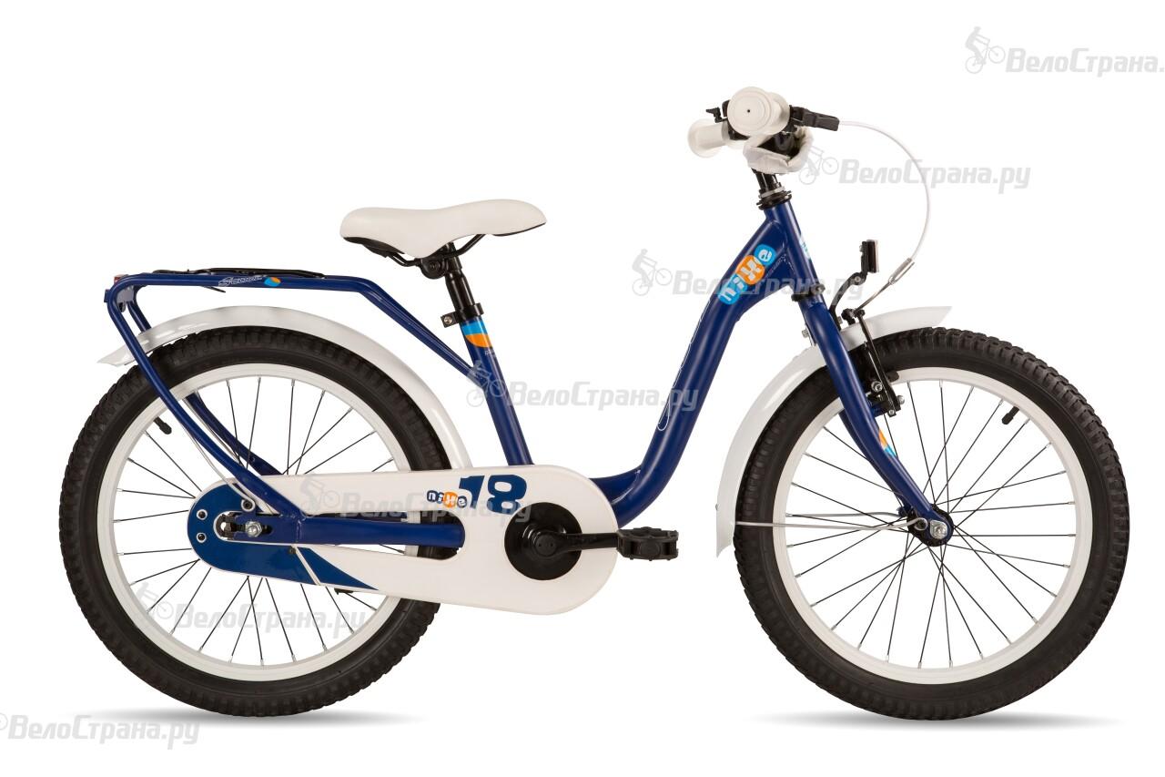 Велосипед Scool niXe 18 steel (2016) велосипед scool nixe 12 steel 2016