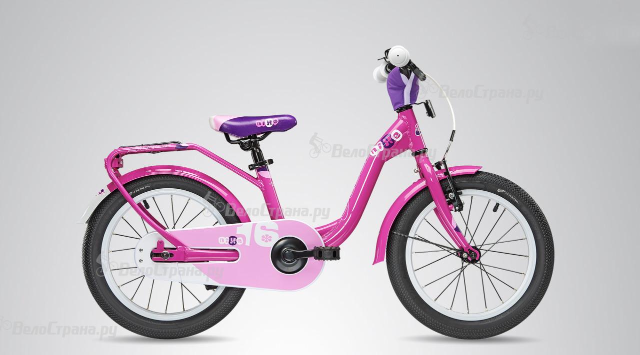 Велосипед Scool niXe 16 (2016) велосипед scool nixe 12 steel 2016