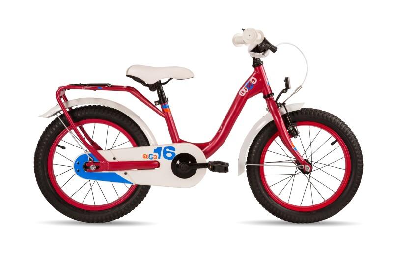 Купить Детский велосипед Scool niXe 16 steel (2016)