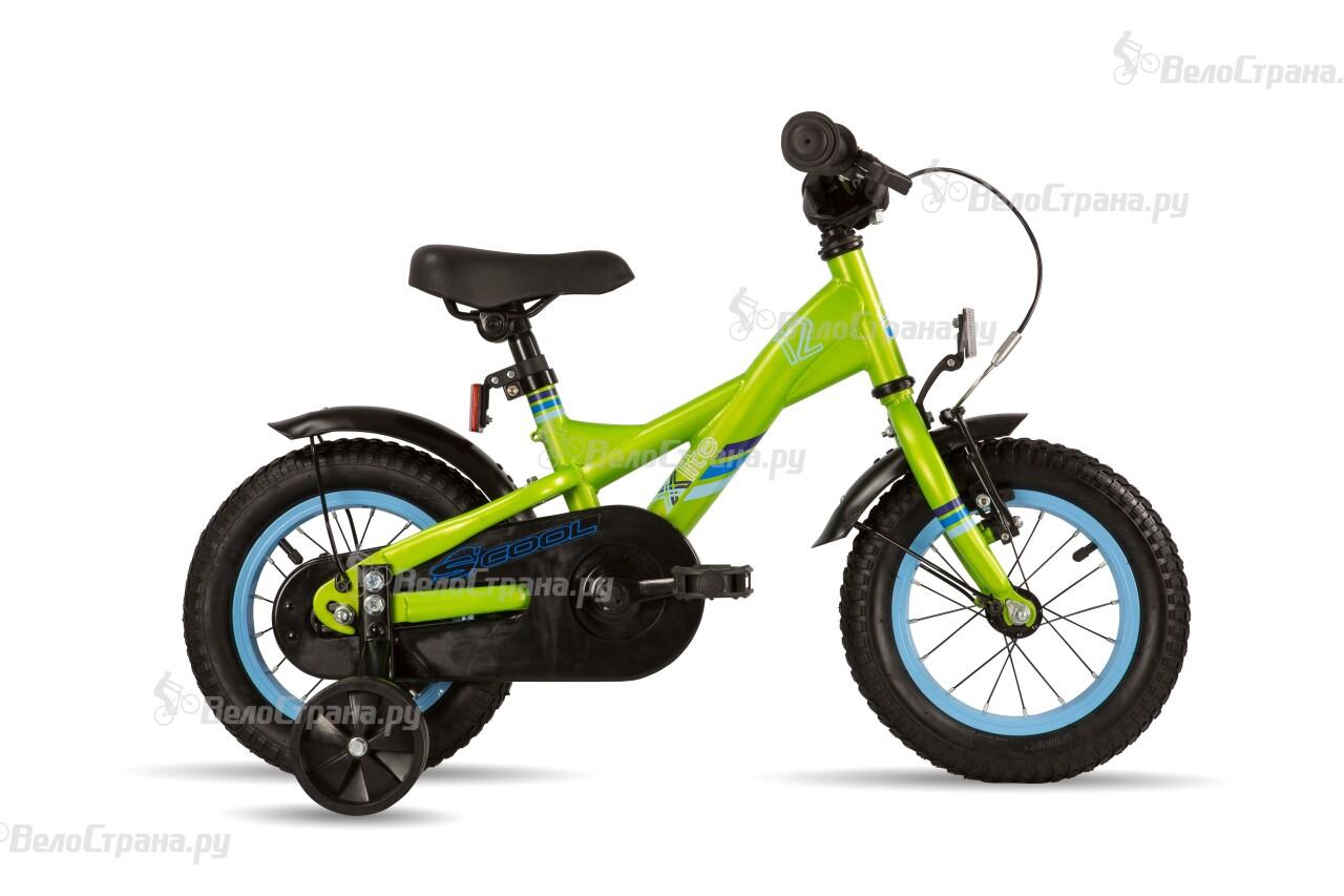 Велосипед Scool XXlite 12 steel (2016)