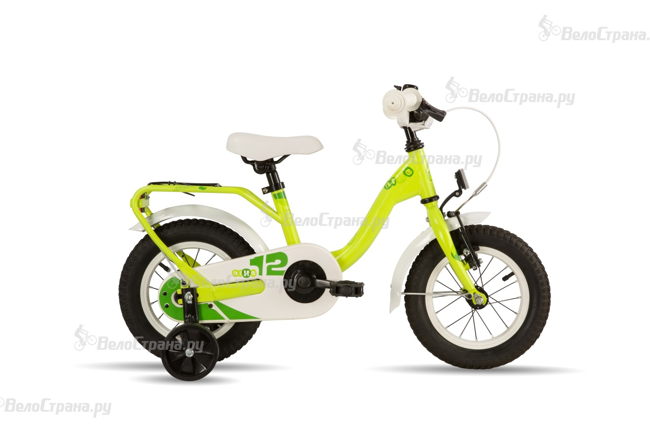Велосипед Scool niXe 12 steel (2016)  недорого