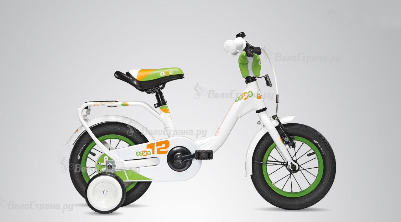 Велосипед Scool niXe 12 (2016) велосипед scool nixe 12 steel 2016