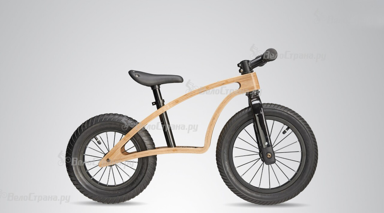 Велосипед Scool pedeX wood wave (2016)