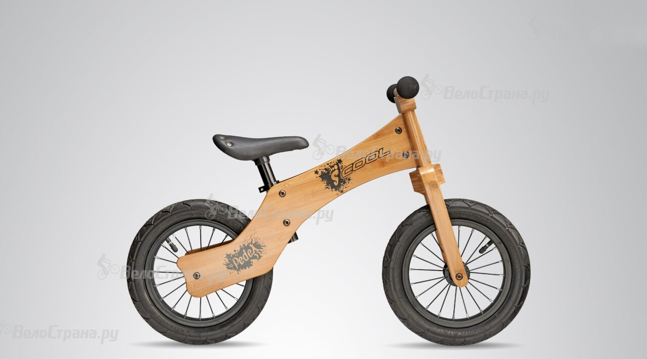 Велосипед Scool pedeX wood one (2016)