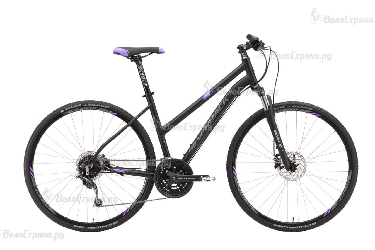 Велосипед Silverback SHUFFLE FEMME 10 (2016)