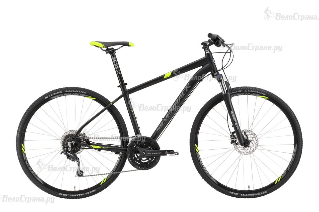 Велосипед Silverback SHUFFLE 10 (2016)