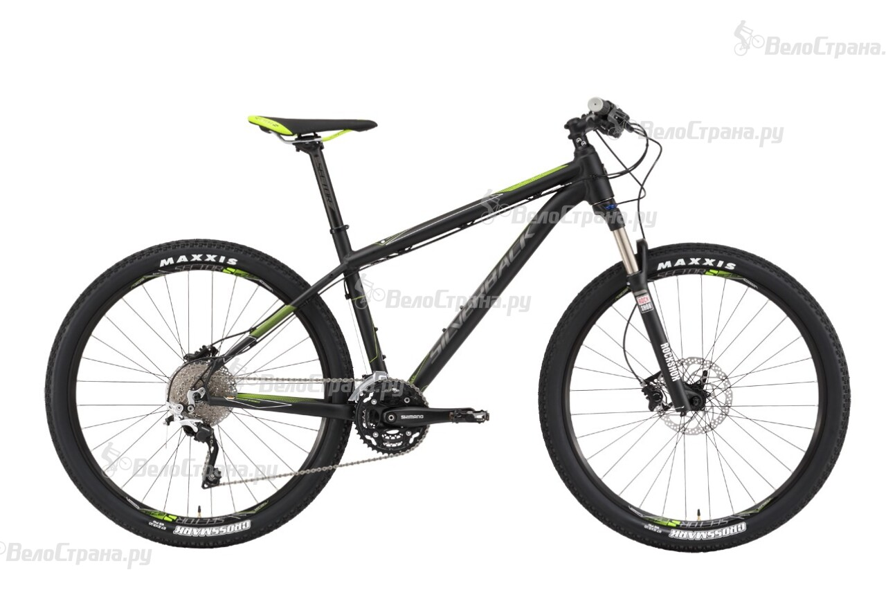 Велосипед Silverback SLADE 2 (2016) велосипед silverback syncra 1 2016