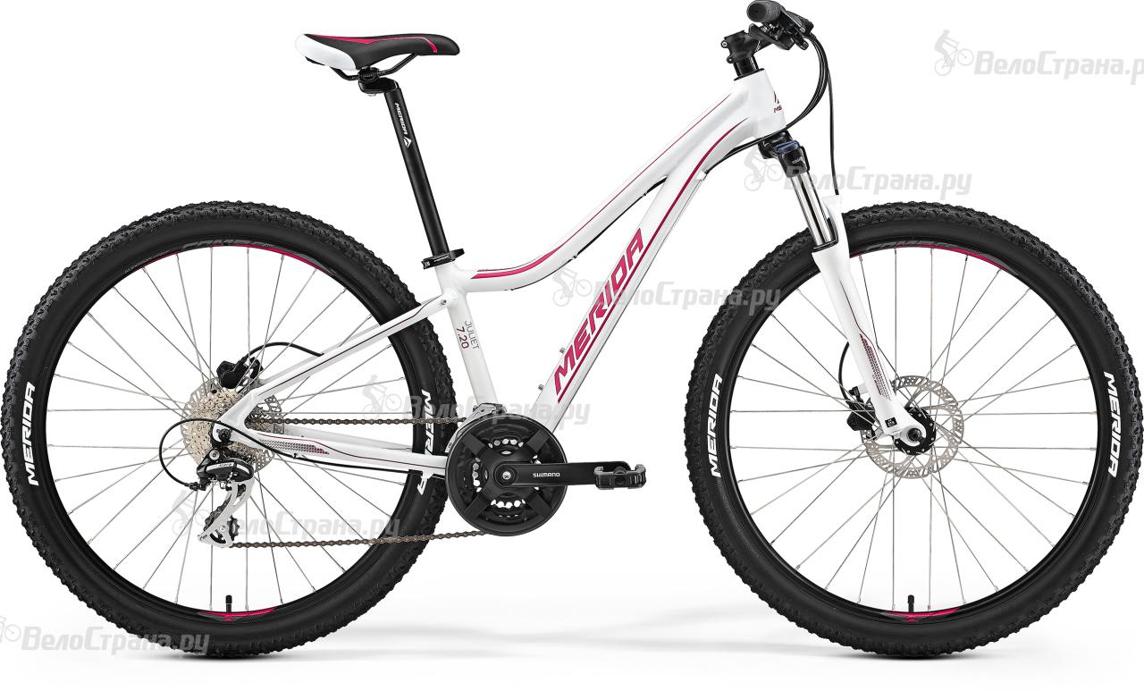 Велосипед Merida Juliet 7.20-D (2017)