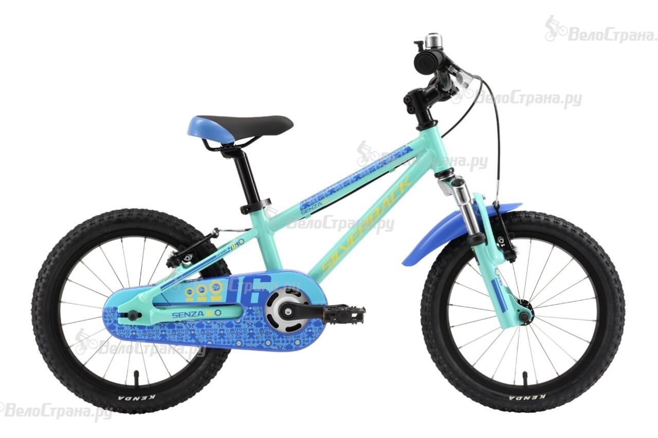 Велосипед Silverback SENZA 16 SPORT (2016) велосипед silverback senza 16 2015