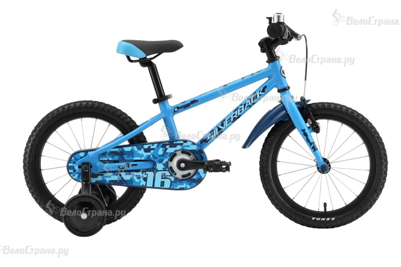 Велосипед Silverback SPYKE 16 (2016) велосипед silverback sido 1 2016