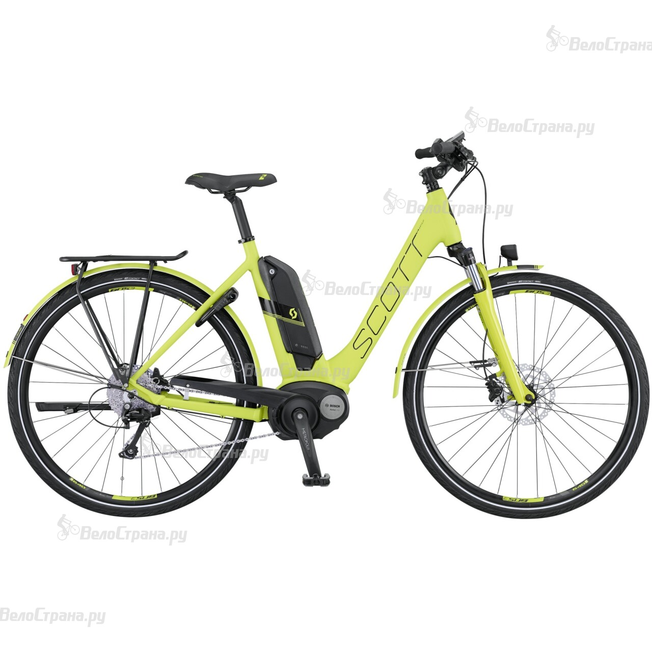 Велосипед Scott E-Sub Tour Unisex (2016)