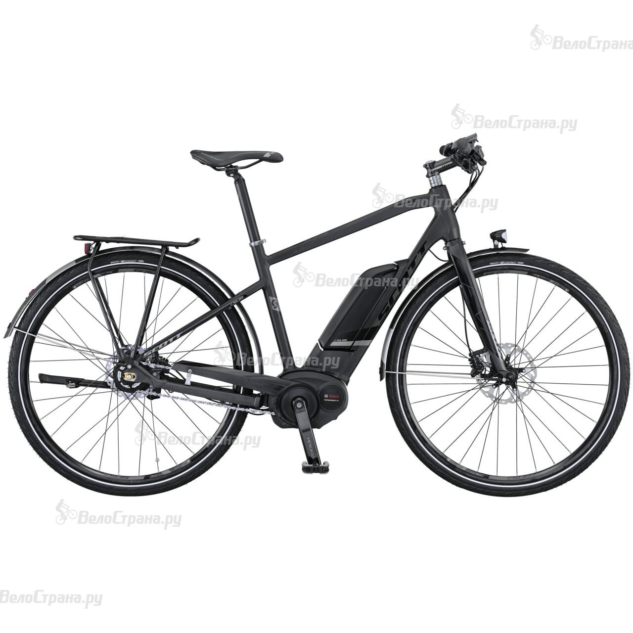 Велосипед Scott E-Sub Evo (2016) велосипед scott e silence evo 2017