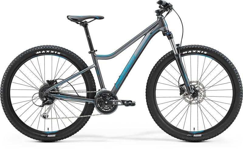 Купить Женский велосипед Merida Juliet 7.100 (2017)
