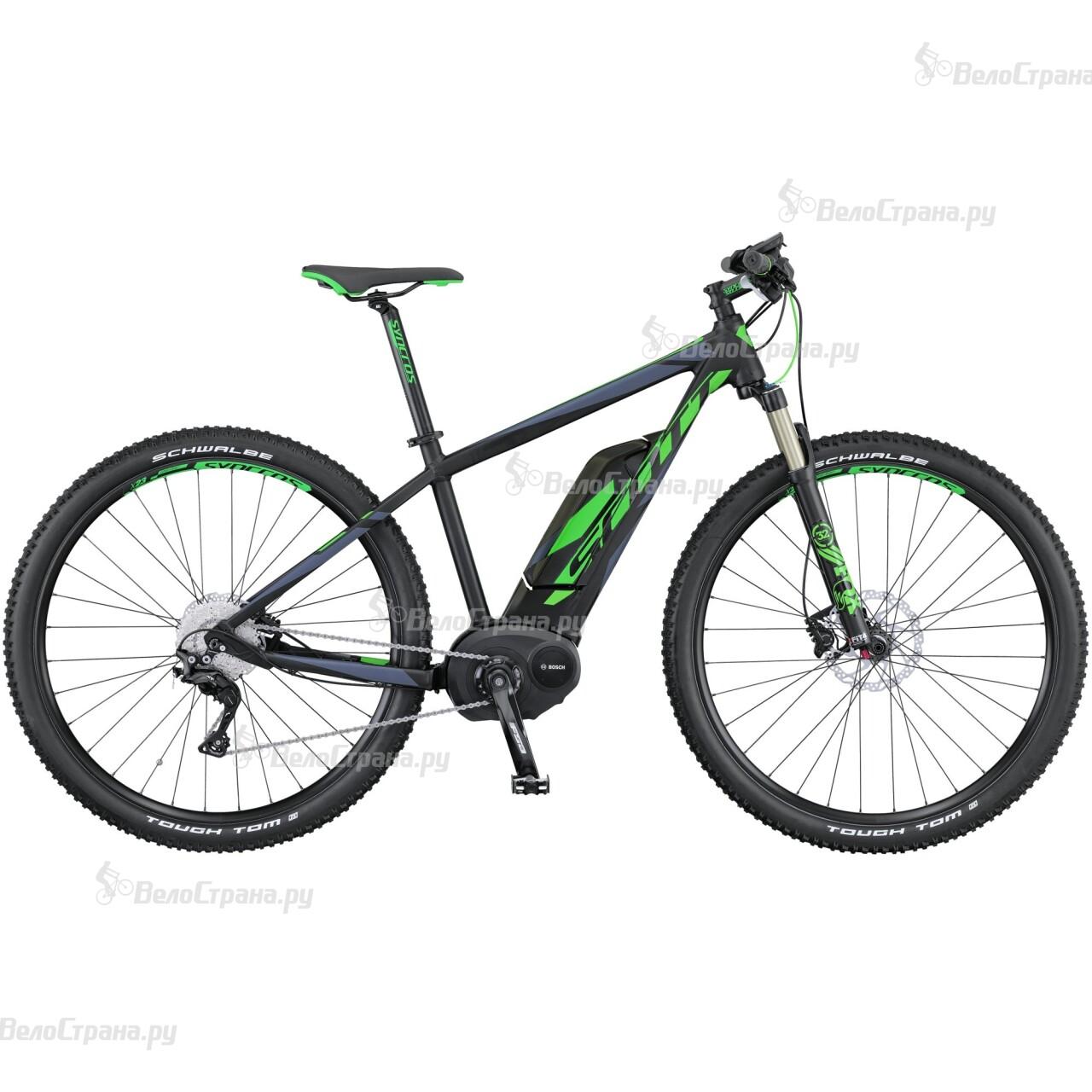 Велосипед Scott E-Aspect 910 (2016)
