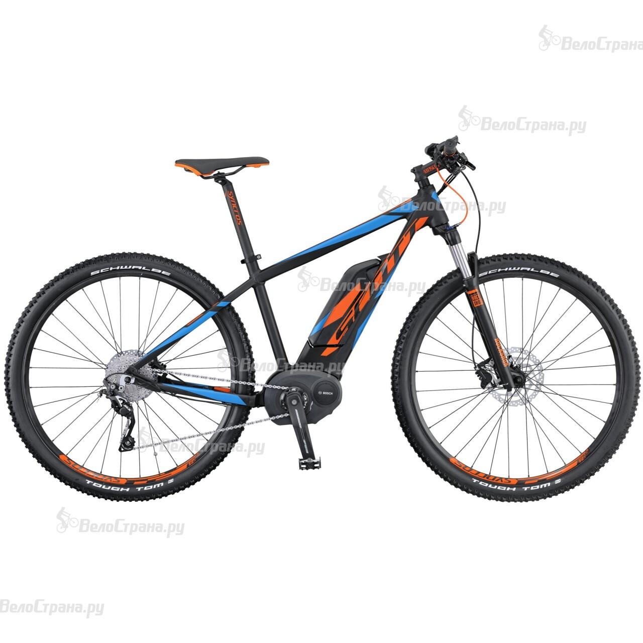 Велосипед Scott E-Aspect 920 (2016)