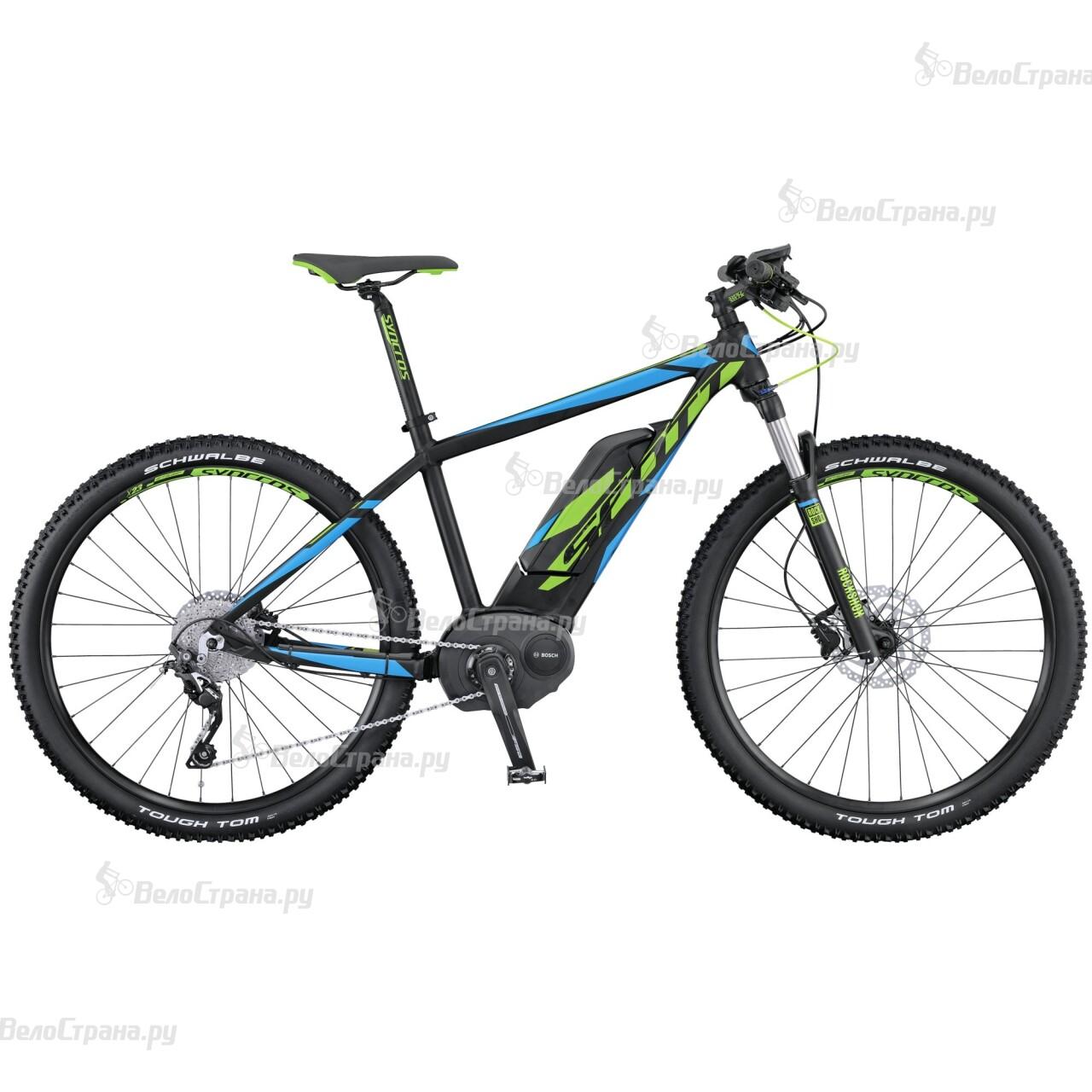 Велосипед Scott E-Aspect 720 (2016)