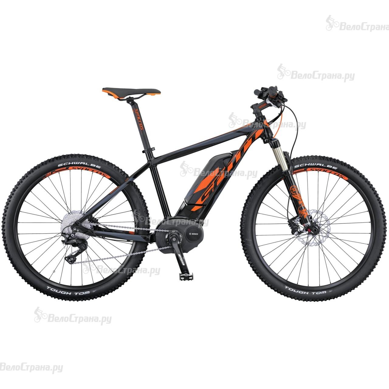Велосипед Scott E-Aspect 710 (2016)
