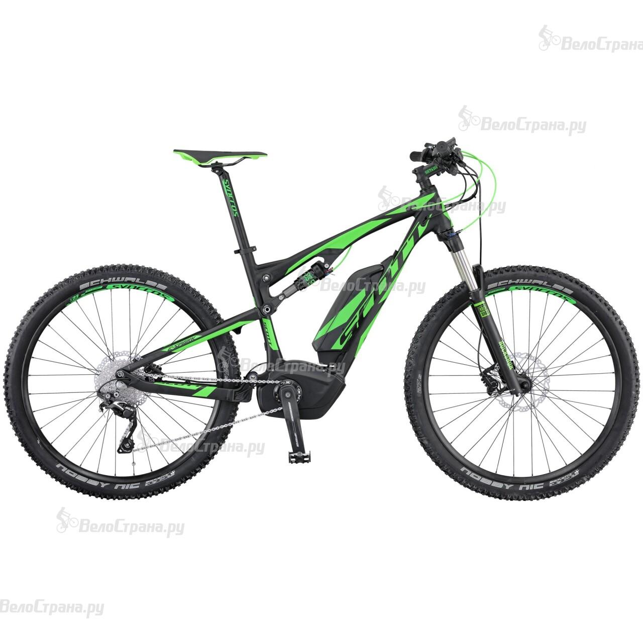 Велосипед Scott E-Spark 720 (2016) велосипед scott spark 720 2015