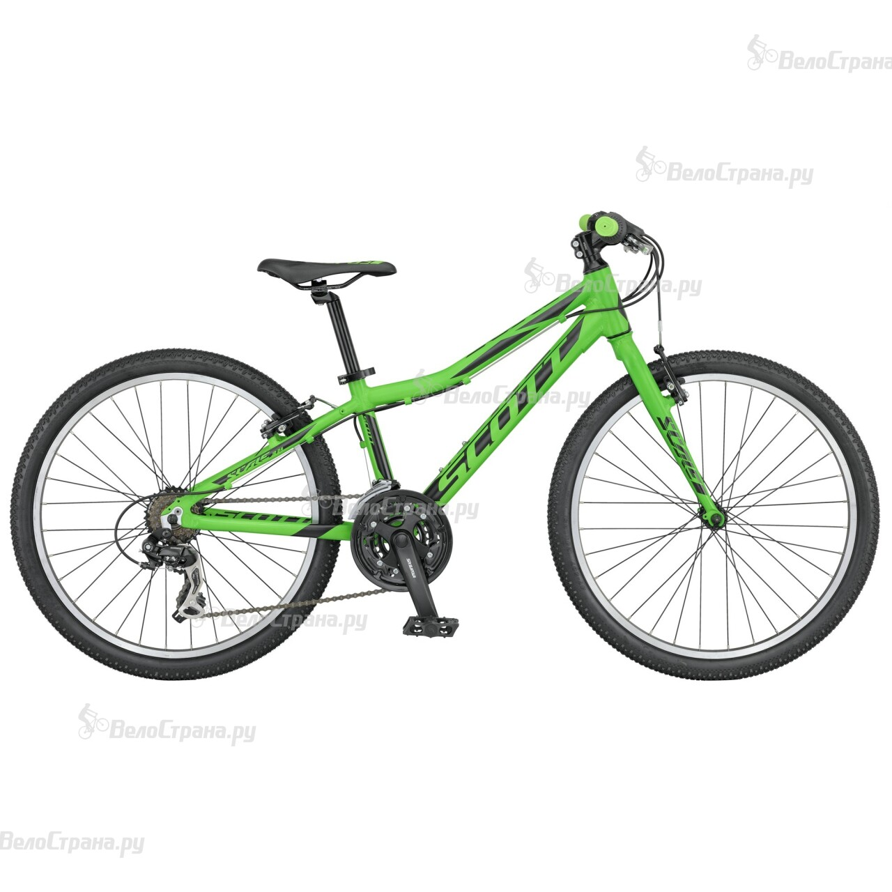 Велосипед Scott Scale Junior 24 rigid fork (2016) велосипед scott voltage junior 24 disc 24 2016