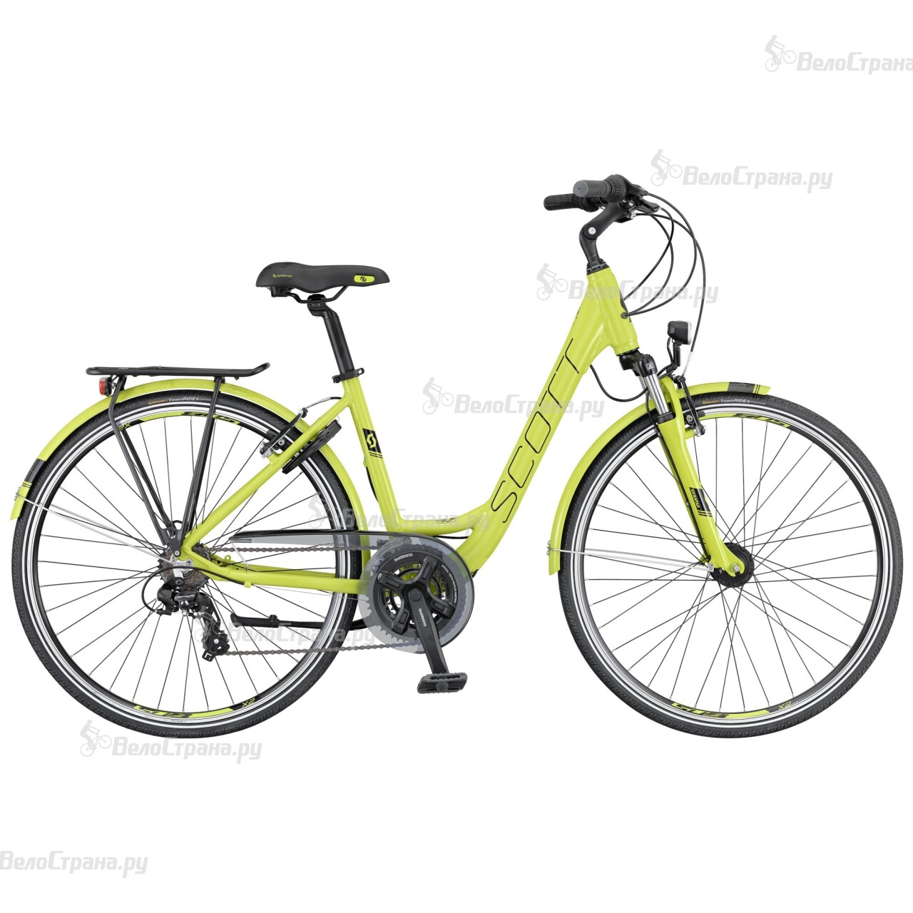 Велосипед Scott Sub Comfort 20 Unisex (2016)
