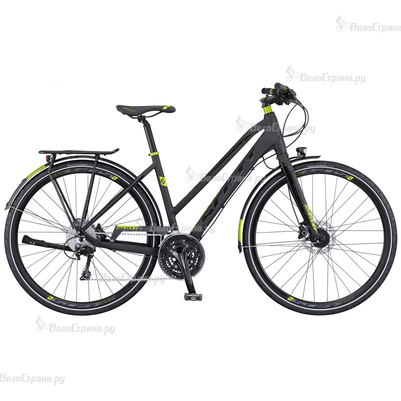 Велосипед Scott Sub Evo 20 Lady (2016) цены онлайн