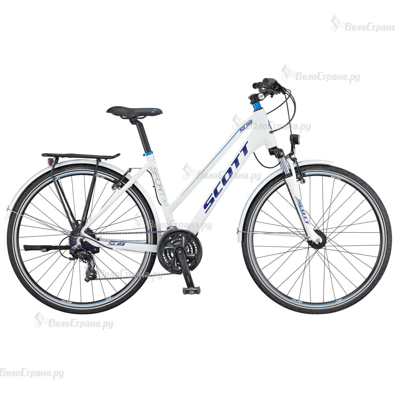 Велосипед Scott Sub Sport 30 Lady (2016)