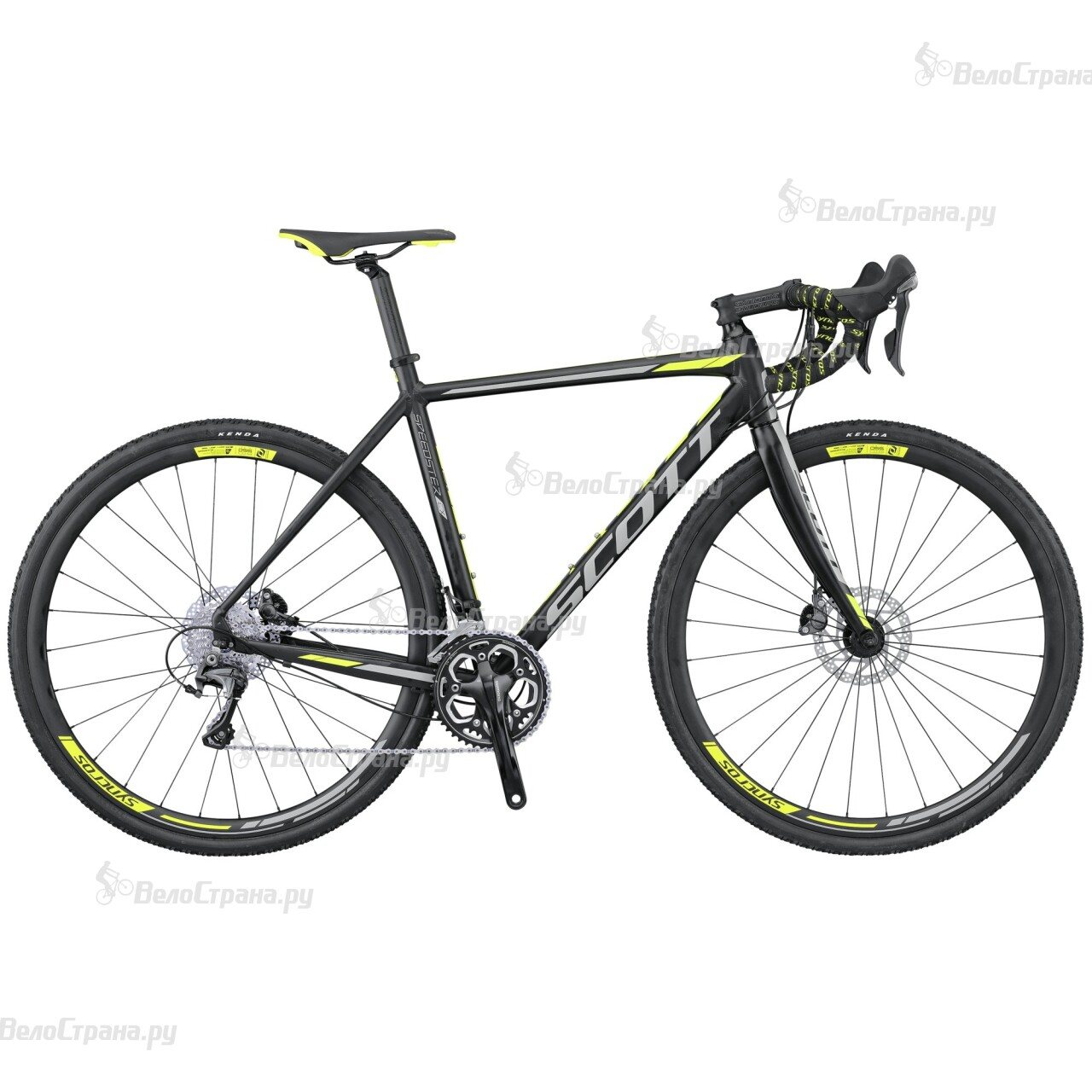 Велосипед Scott Speedster CX 10 Disc (2016)