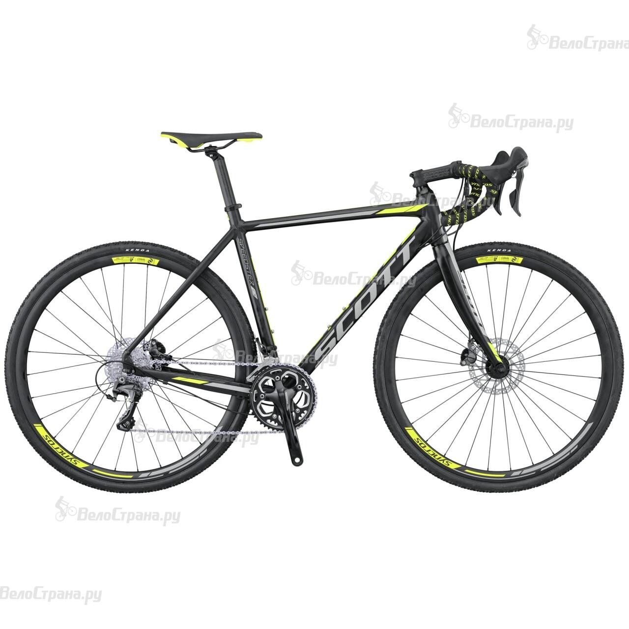 Велосипед Scott Speedster CX 10 Disc (2016) велосипед scott speedster cx 20 disc 28 2016