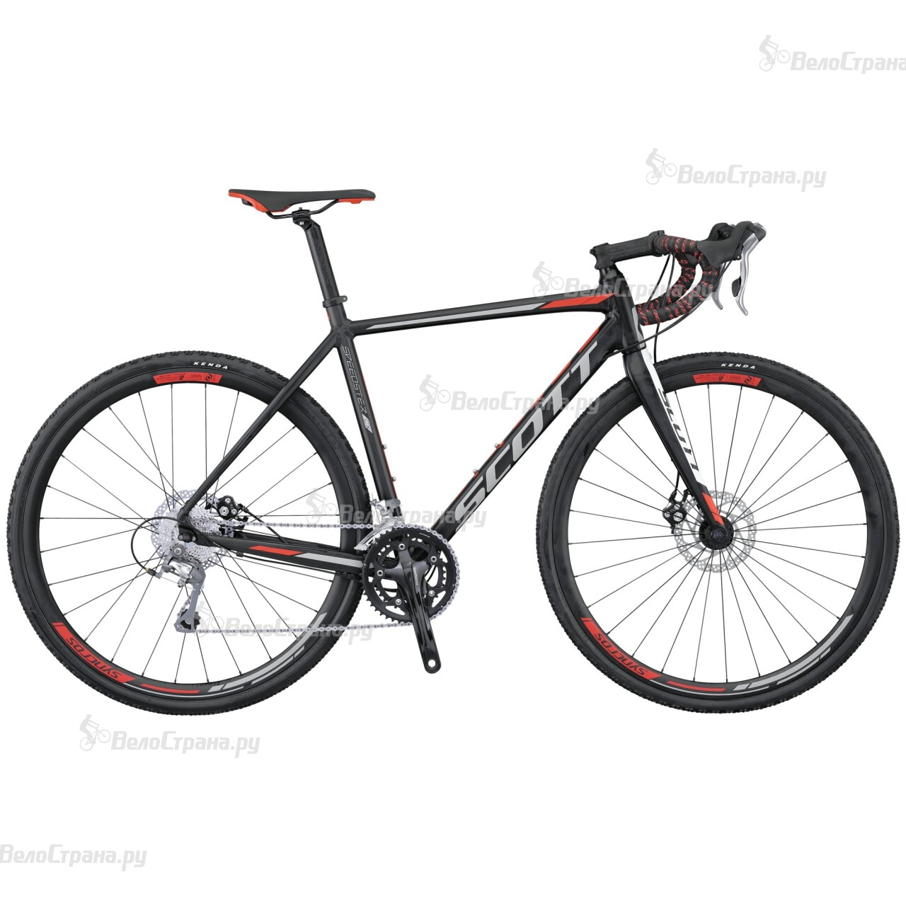 Велосипед Scott Speedster CX 20 Disc (2016)