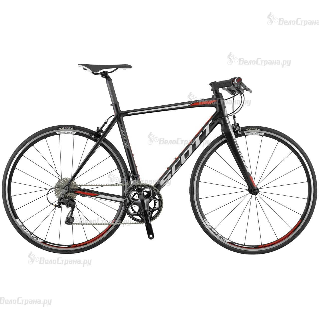 Велосипед Scott Speedster 20 FB (2016) велосипед scott speedster cx 20 disc 28 2016