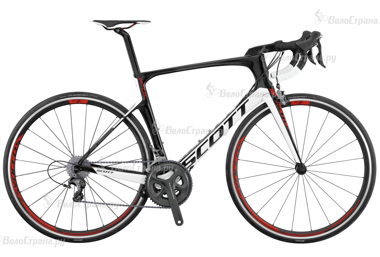 Велосипед Scott Foil 20 (2016)