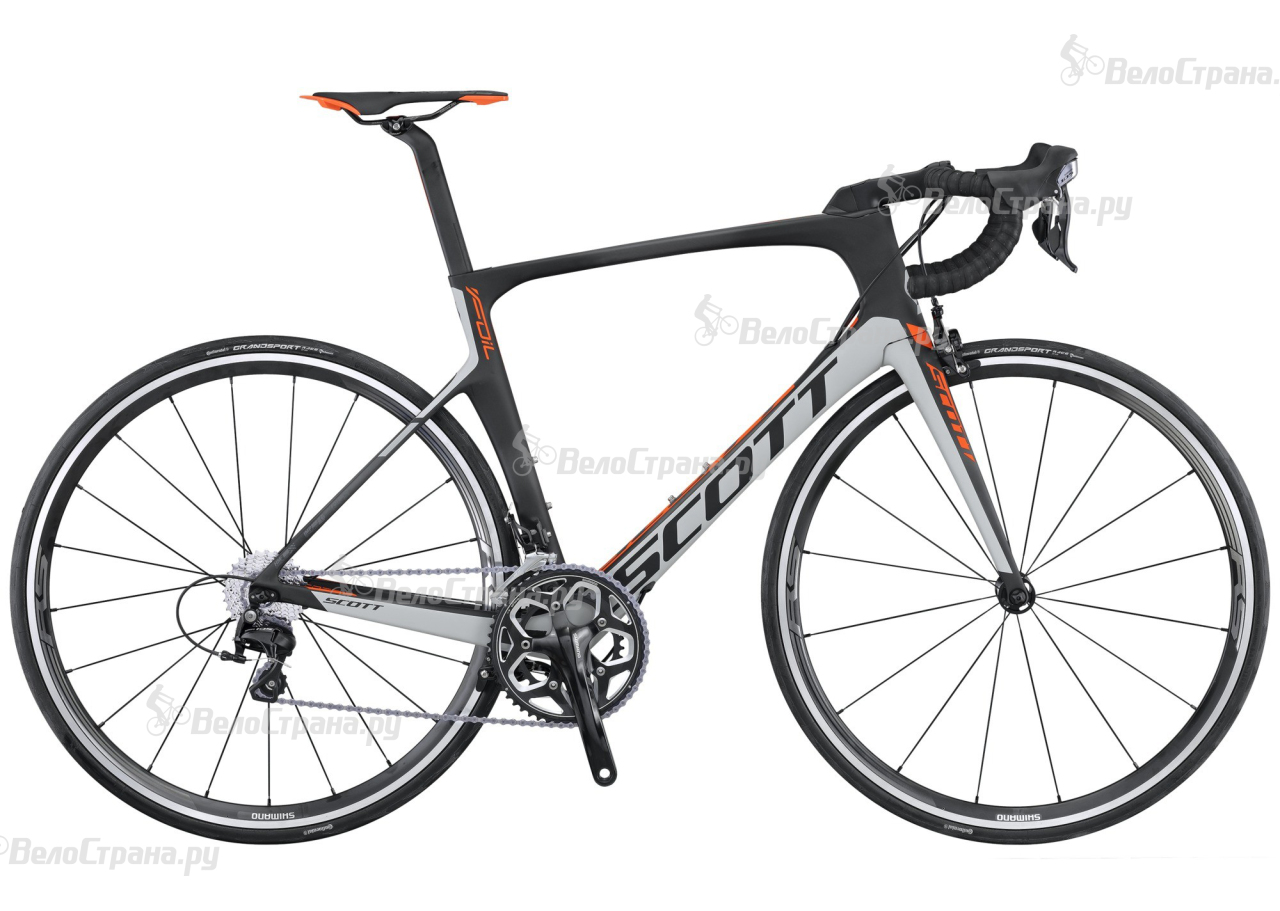 Велосипед Scott Foil 30 (2016)