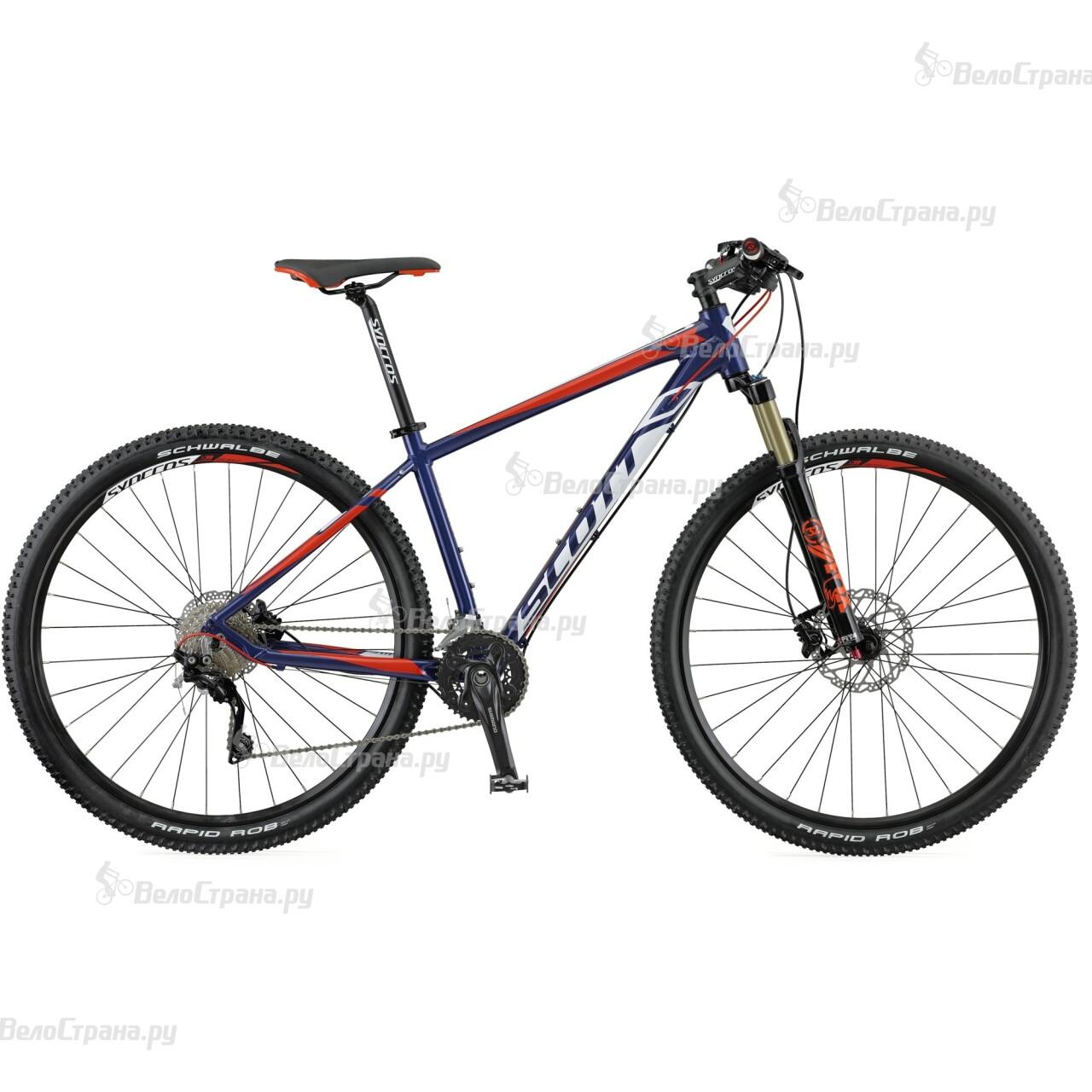 Велосипед Scott Aspect 900 (2016) велосипед scott aspect 720 27 5 2016