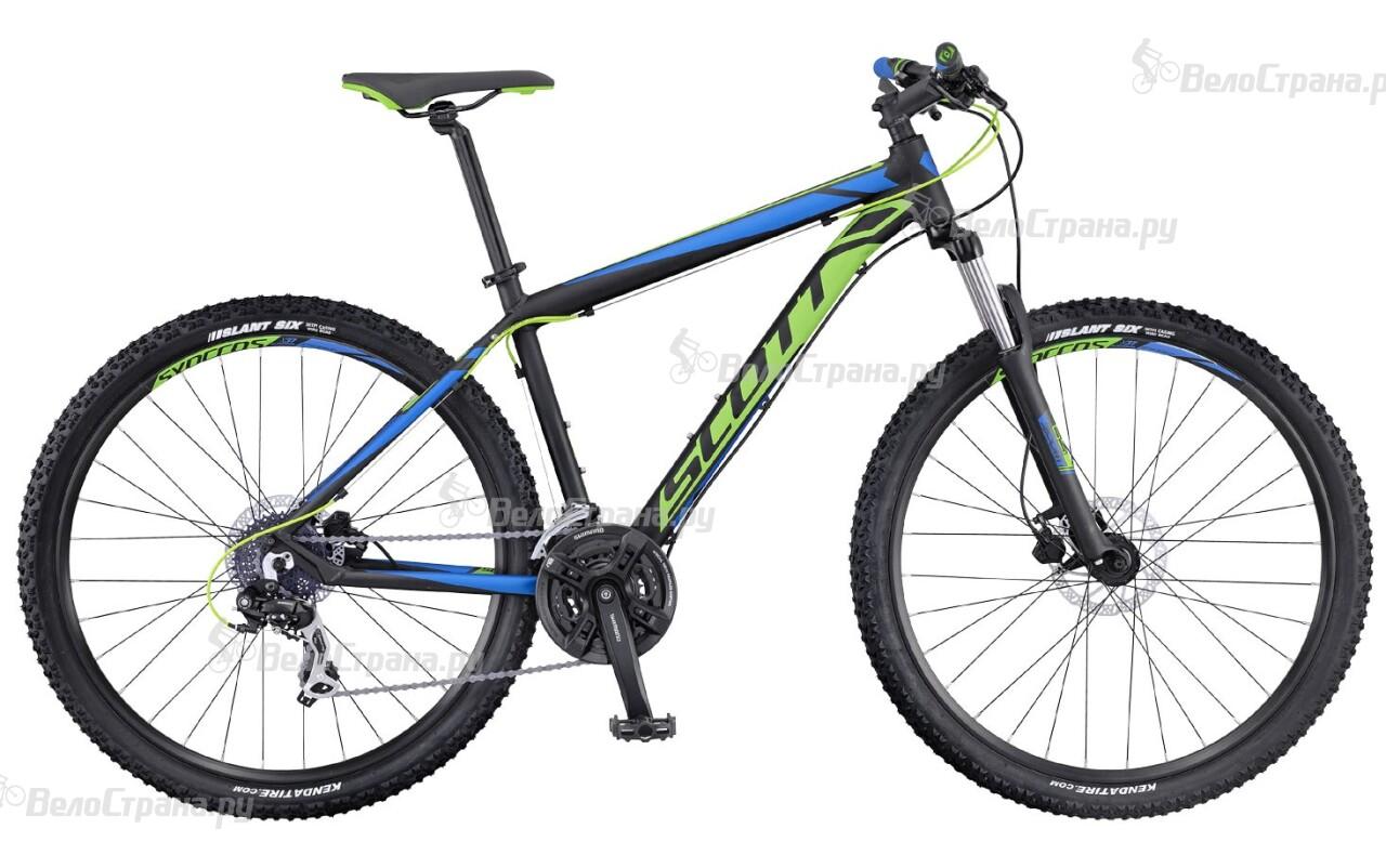 Велосипед Scott Aspect 760 (2016) велосипед scott aspect 720 27 5 2016