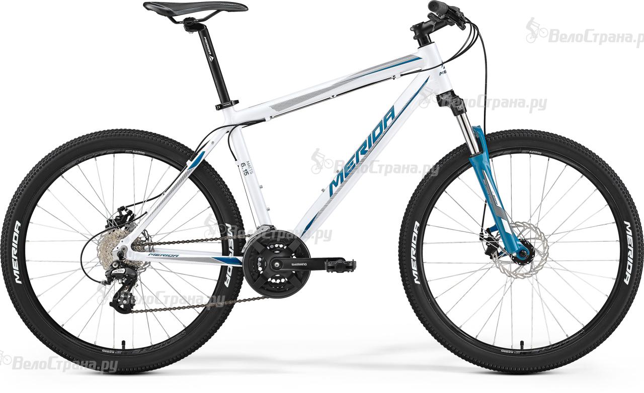 Велосипед Merida Matts 6.15-MD (2017) велосипед merida matts 6 40 md 2015