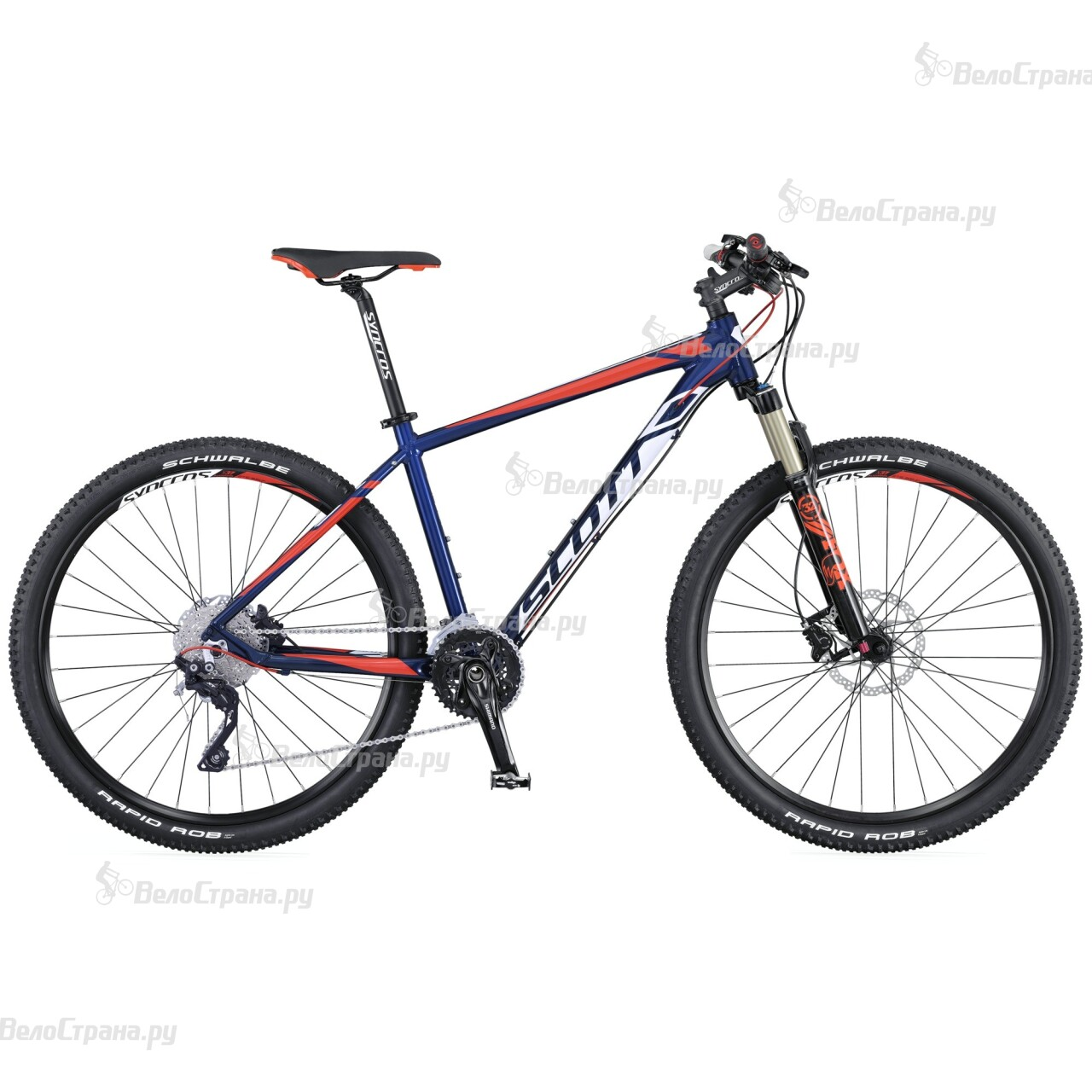 Велосипед Scott Aspect 700 (2016) велосипед scott aspect 700 27 5 2016