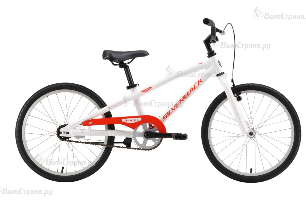 Велосипед Silverback SAM SINGLE SPEED GIRL (2016) велосипед silverback syncra 1 2016