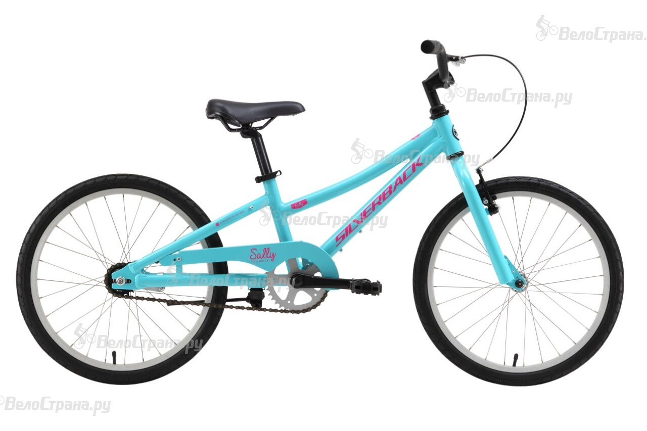Велосипед Silverback SALLY SINGLE SPEED (2016) велосипед silverback scalera 2 2016