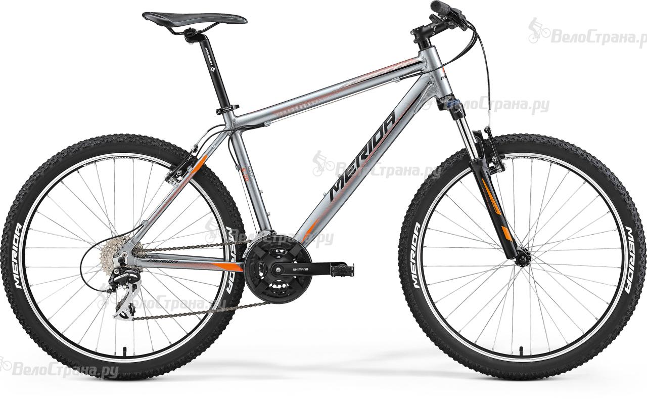 Велосипед Merida Matts 6.20-V (2017) merida matts 40 v 2013
