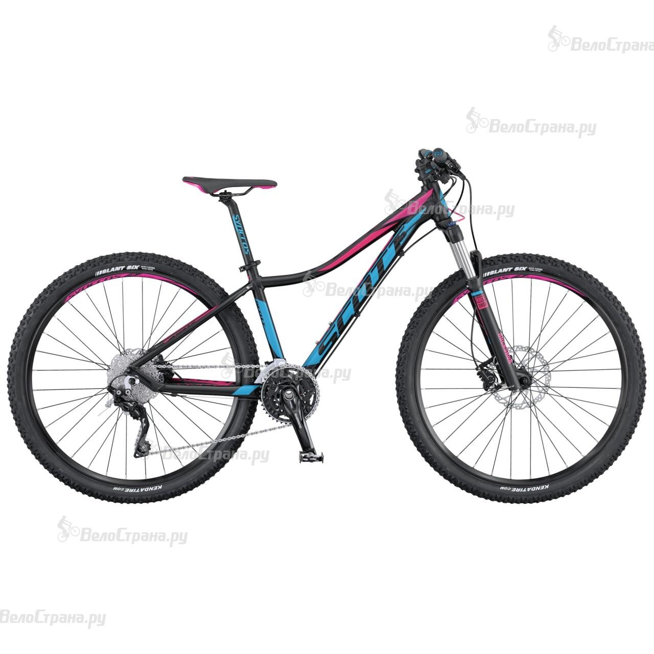 Велосипед Scott Contessa Scale 910 (2016)  велосипед scott contessa scale 700 rc 2016