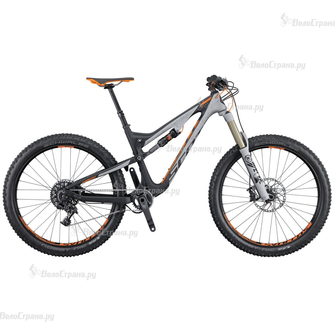 Велосипед Scott Genius LT 710 Plus (2016)