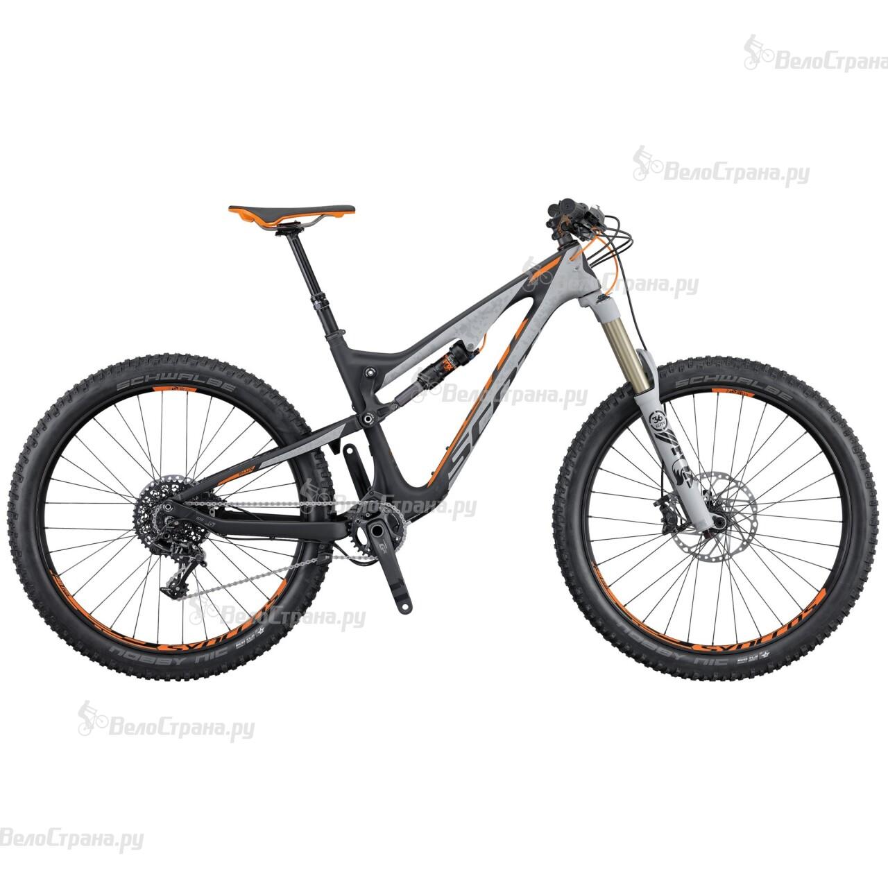 Велосипед Scott Genius LT 710 Plus (2016) велосипед scott genius lt 720 2015