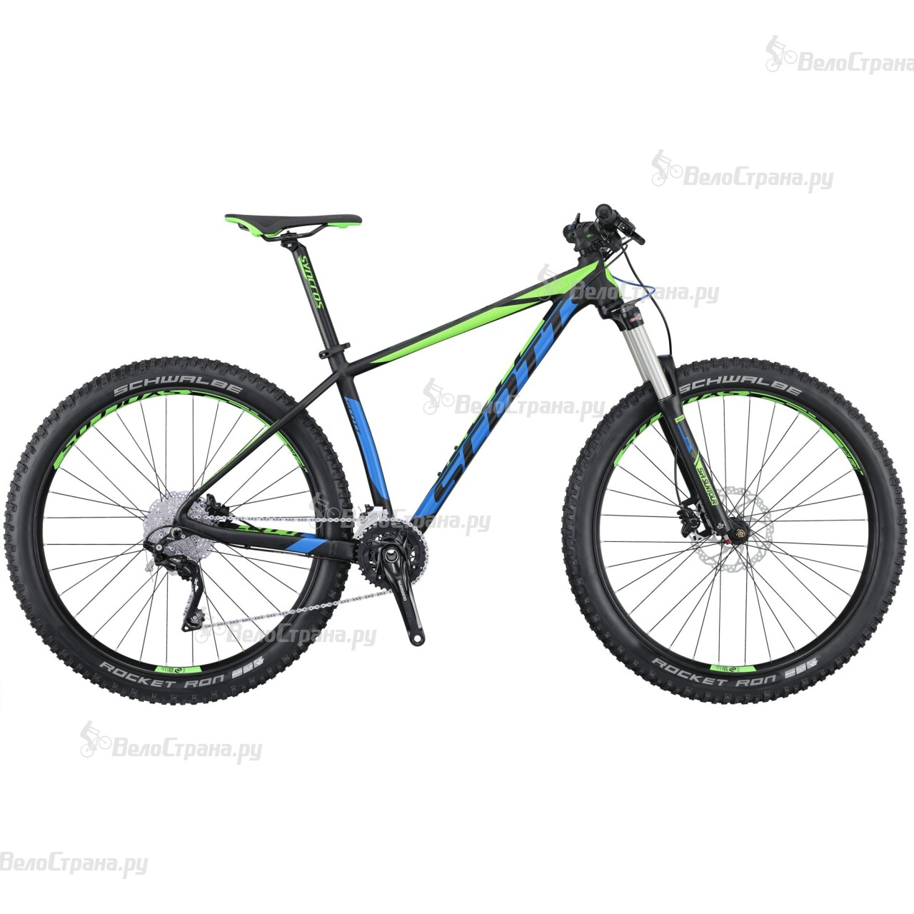Велосипед Scott Scale 720 Plus (2016) scott scale 720 plus 2016