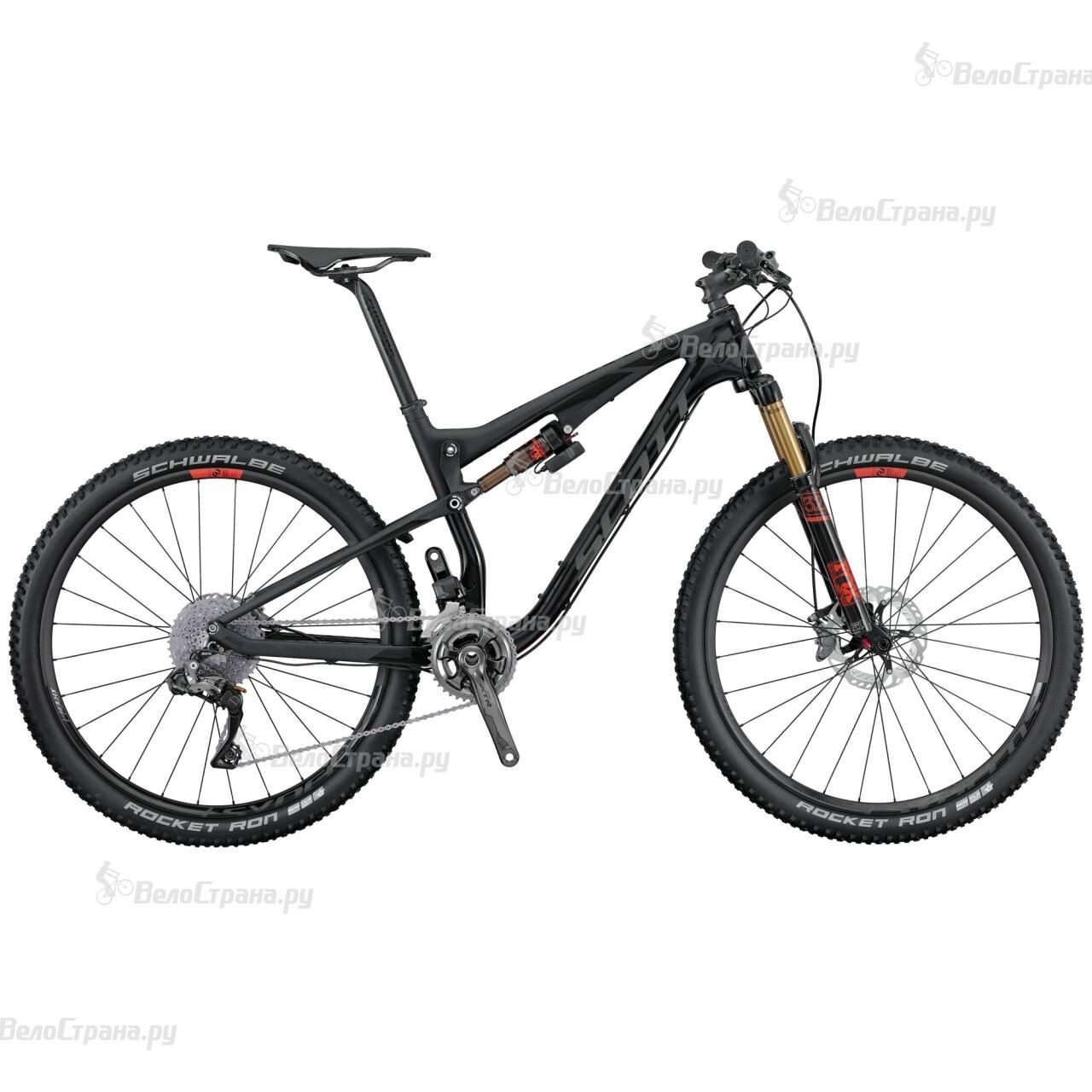 Велосипед Scott Spark 700 Ultimate (2016) велосипед scott spark 700 premium 2015