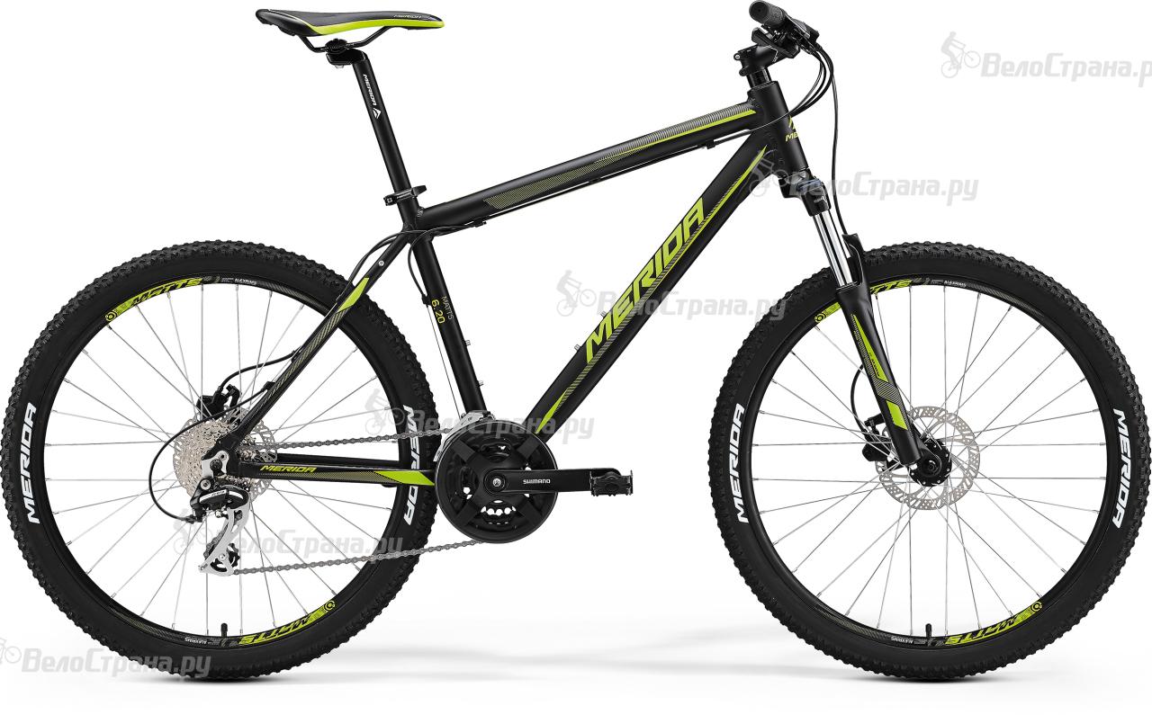 Велосипед Merida Matts 6. 20-D (2017)
