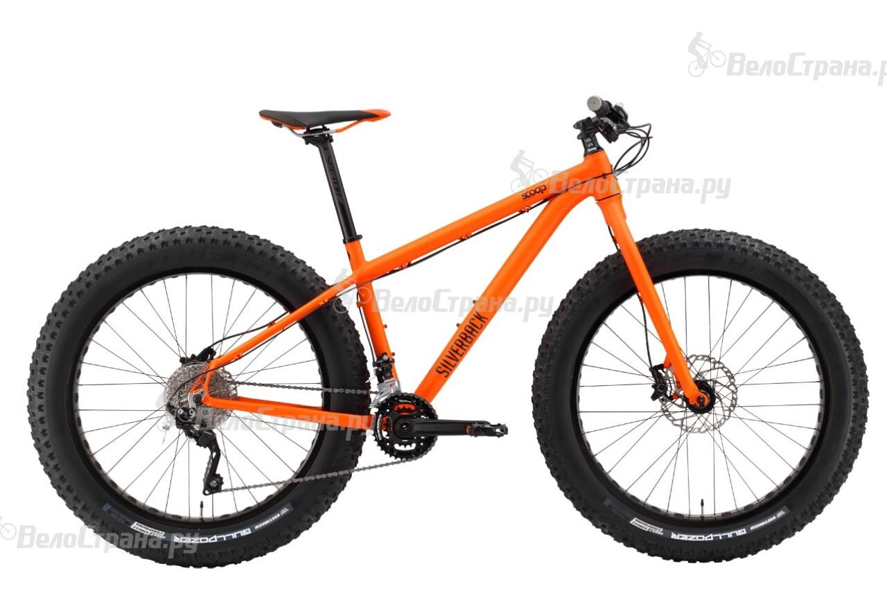 Велосипед Silverback SCOOP FATTY (2016) велосипед silverback syncra 1 2016